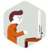 Правила хорошего сайта: ожидаемая навигация и цветовое оформление