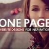 Одностраничные сайты с адаптивным дизайном