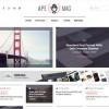 45 блоговых и журнальных тем WordPress оптимизированных под Adsense