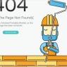 80+ творчески оформленных страниц 404