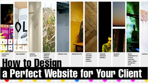 что учесть создавая дизайн сайта