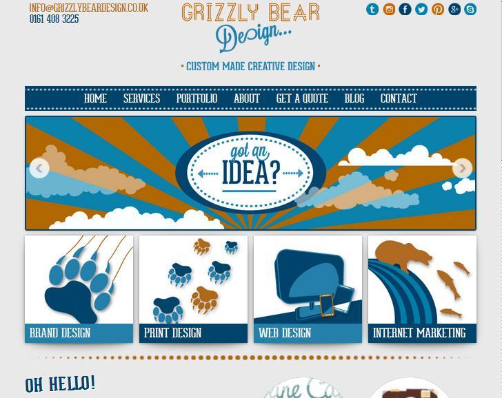 Примеры адаптивного веб дизайна