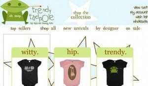 минимализм в дизайне интернет-магазинов