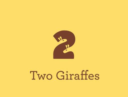 Негативное пространство логотипов