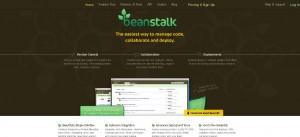 Сочетание цветов в web: коричневый с зеленым
