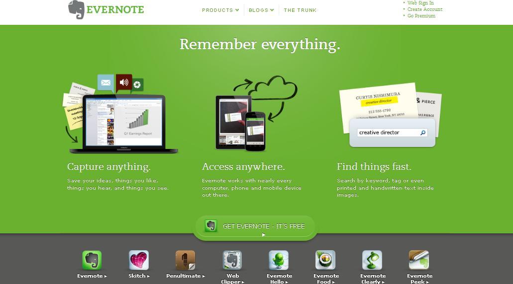 Сочетание цветов в веб-дизайне: зеленые тона