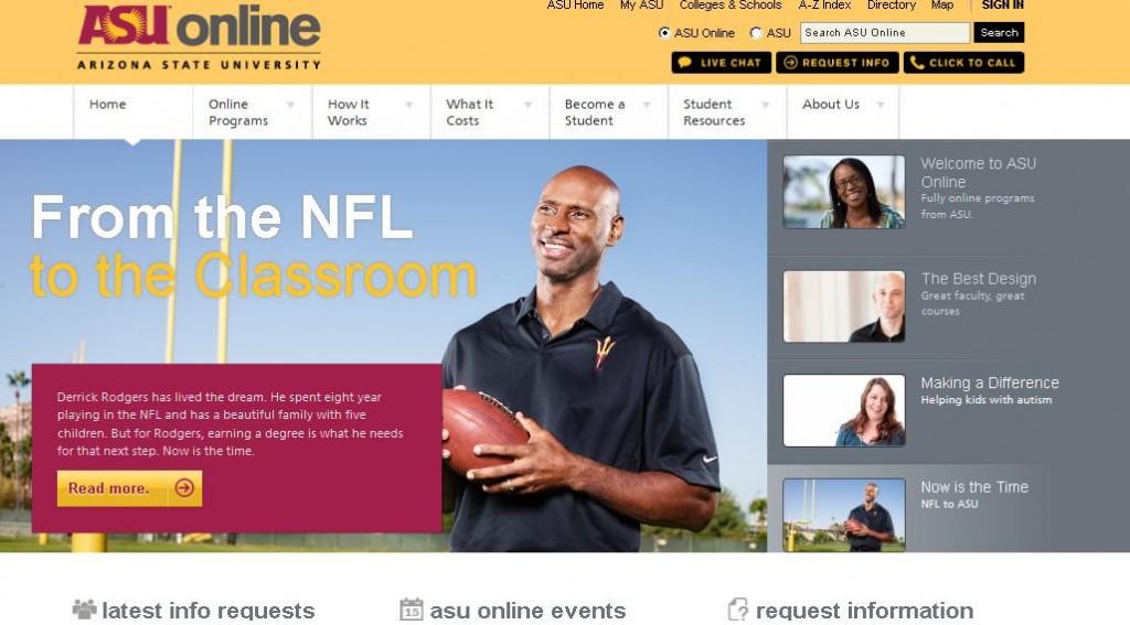 адаптивный дизайн: примеры сайтов