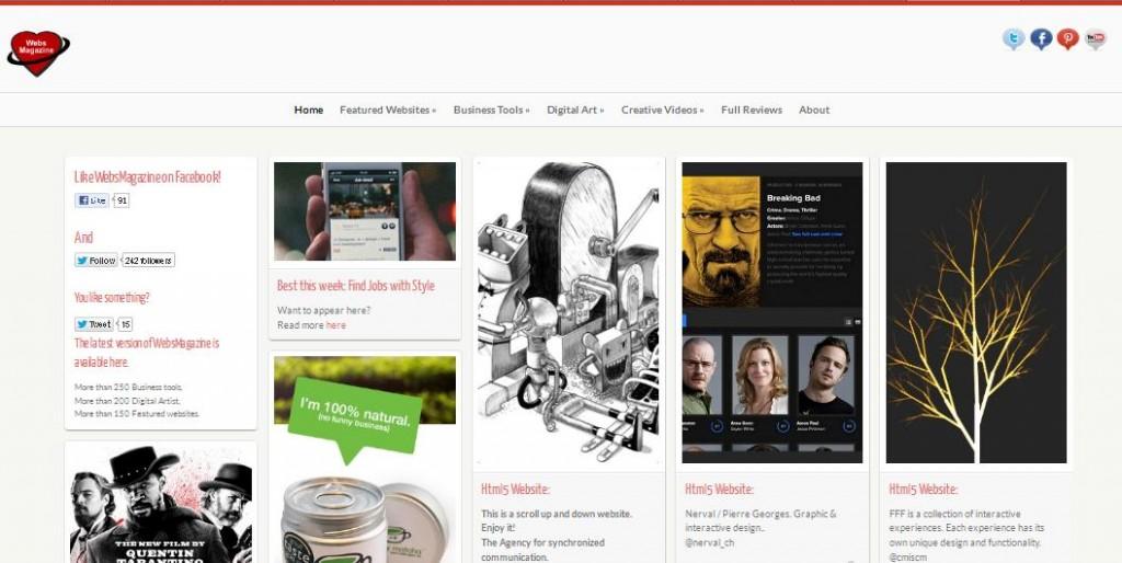 вдохновляющие примеры адаптивных сайтов