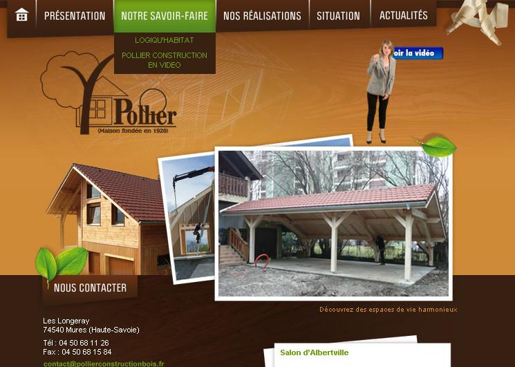 Удачные примеры использования цвета на сайте