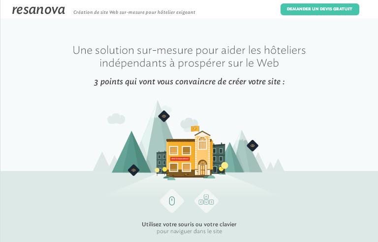 пастельные цвета в дизайне сайта