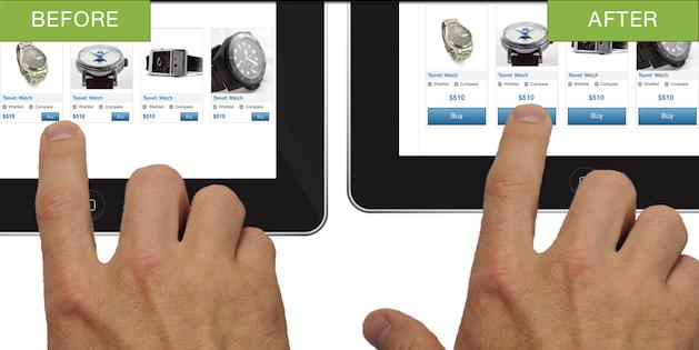 оптимизация сайта под мобильные устройства (под планшеты)