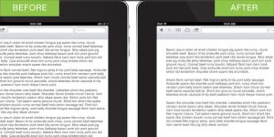 Поля страниц и расстояние между текстовыми блоками