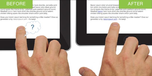 Как адаптировать сайт под мобильные: цвета ссылок