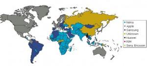 Мобильный интернет трафик: мировая статистика