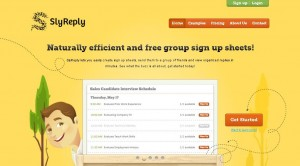 SlyReply Website Design