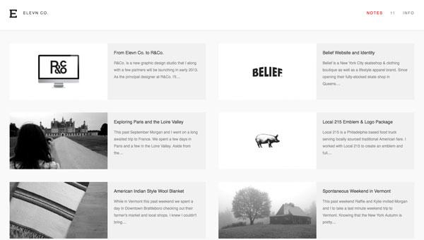 Все о веб-дизайне: framework для модульных сеток