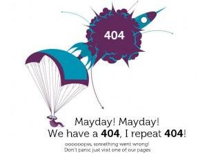 страницы 404