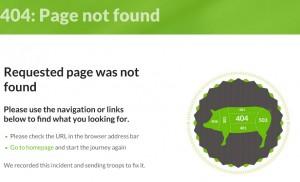 прикольные 404 страницы