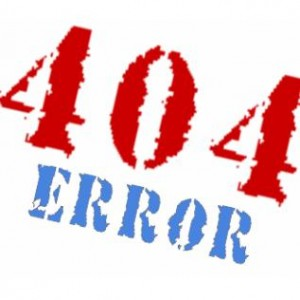 Как исправить ошибку 404