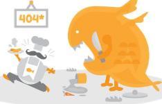страница 404 ошибки: как сделать лучше