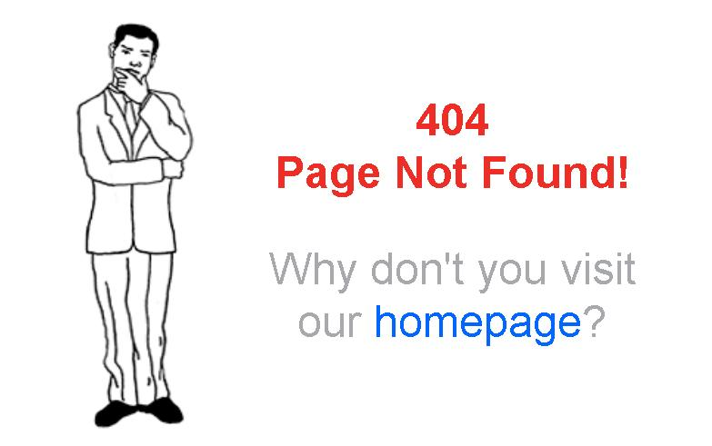 404 страница не найдена