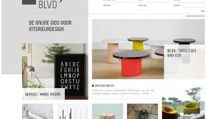 Асимметрия в дизайне сайта