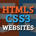 сайты html5 css3
