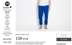 e-commerce сайт