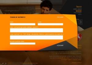 пример геометрии сайта