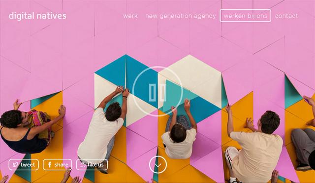 Примеры прозрачных кнопок с красивыми эффектами в веб дизайне