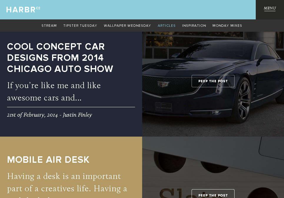 Примеры применения прозрачных кнопок в веб дизайне