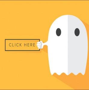 призрачные кнопки в современных дизайнах сайтов