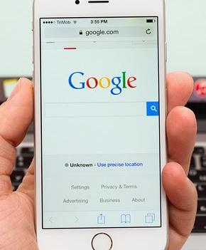 новый интерфейс мобильного поиска для медленного интернета