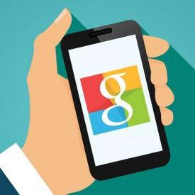 Google интерфейс мобильного поиска