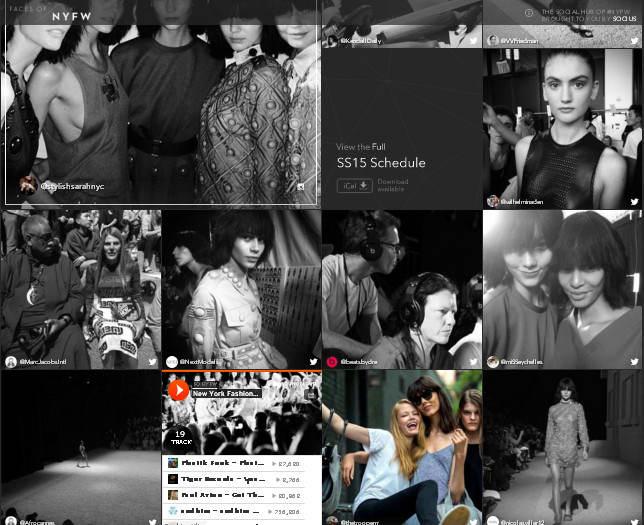 ч/б супер минималистичный сайт-портфолио fashion, модельного фотографа и рекламной съемки