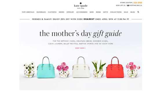 Цветовые тенденции и яркие контрасты в дизайне fashion сайтов