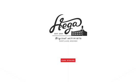 цвет в веб-минимализме контрастность черного на белом фоне