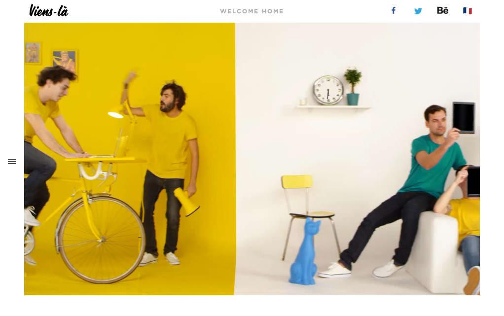 Необычные и креативные сайты дизайнерских студий
