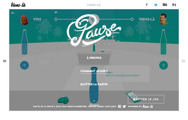 Креативные дизайны сайтов