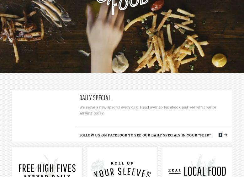 Тенденции веб-дизайна в ближайшем будущем: блочный, плиточный дизайн