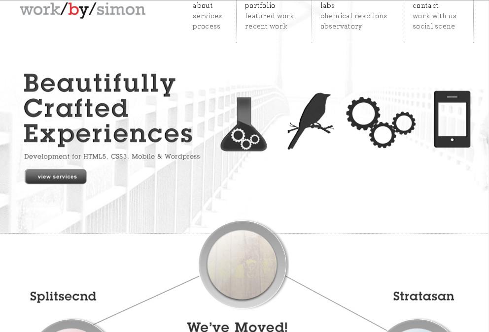 Современный дизайн сайта на вордпрессе и HTML5 с крутой CSS3 анимацией