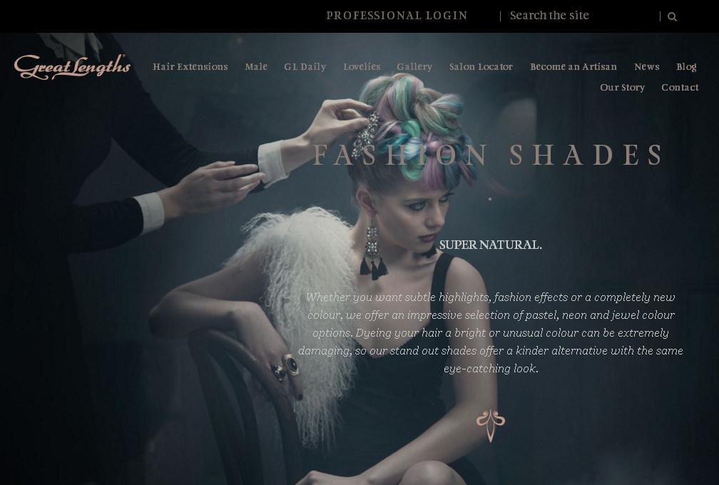 Шикарный полностью адаптивный сайт с темным дизайном - лучшее на вордпрессе