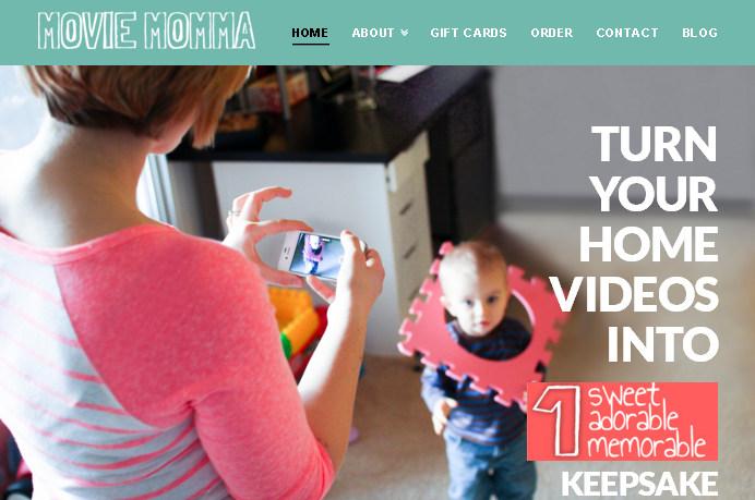 Flat сайт с яркими цветами на X Theme (самая популярная тема для WordPress)