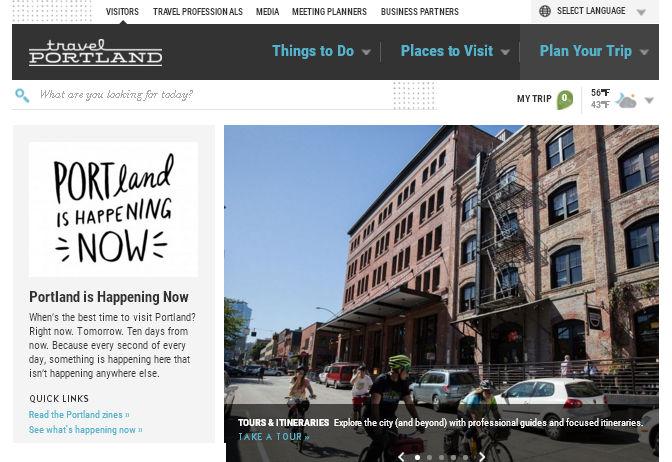 Адаптивный туристической сайт на основе WordPress темы и фреймворка ZURB Foundation