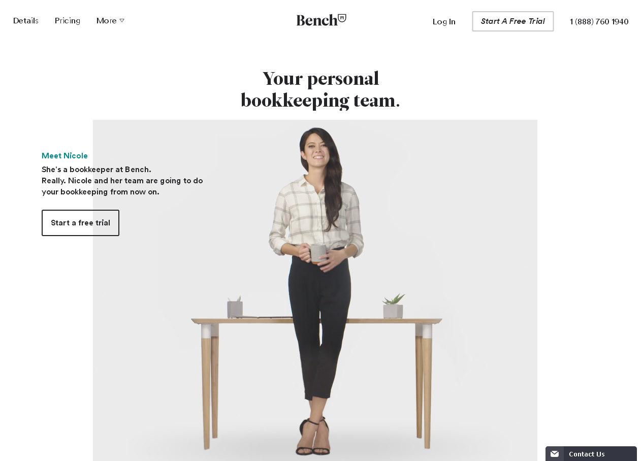 Пример минималистичного современного сайта с коммерческим предложением