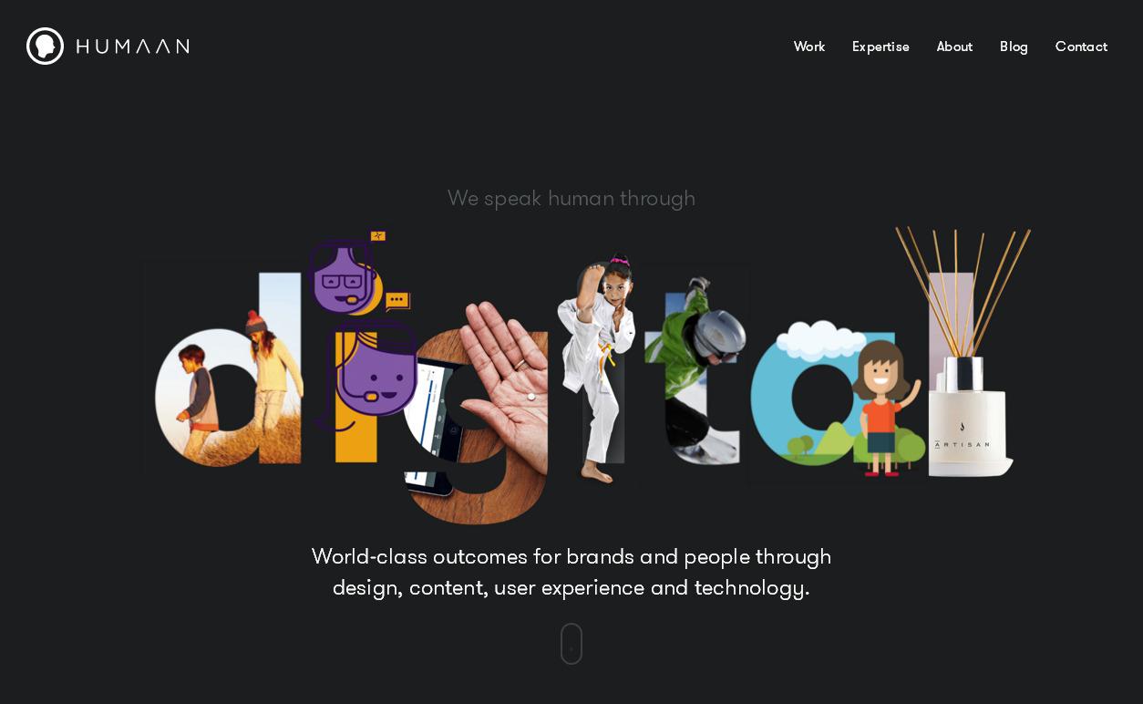 Лучшие сайты портфолио дизайнеров 2017 года