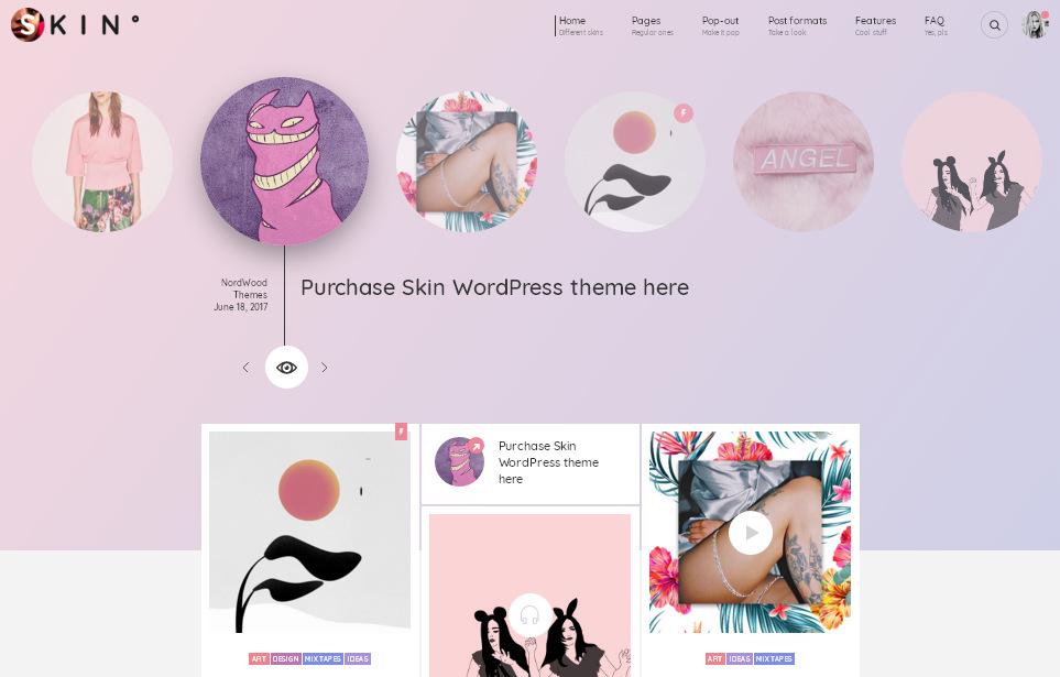 Блоговые WordPress темы оптимизированные для рекламы Adsense