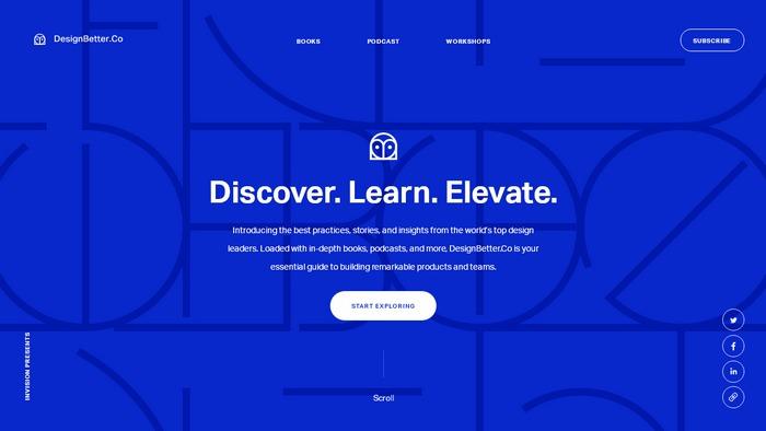 Анимированные фоны - новые тенденции в дизайне сайтов