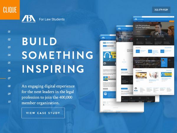 Популярный тренд веб-дизайна: наложение цвета (overlay)