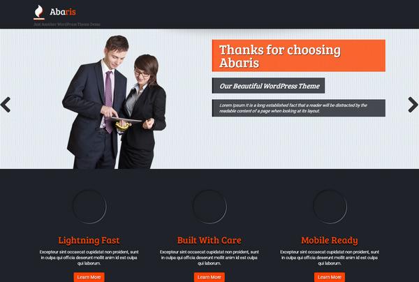 Лучшие бесплатные шаблоны на WordPress и Bootstrap для создания портфолио